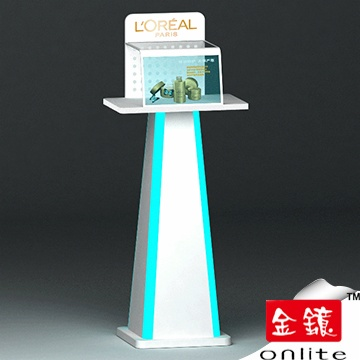 Transparent LCD Advertising Players