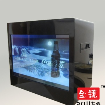 "22"" Transparent LCD Advertising Player"
