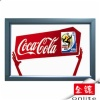 Cocacola LED slim snap light box